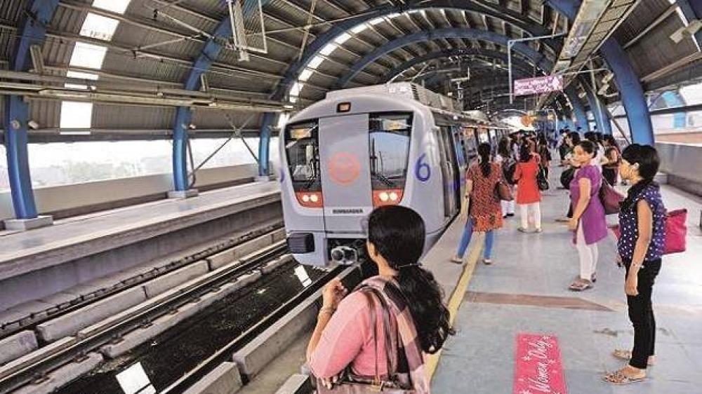 दिल्ली मेट्रो के स्टेशनों पर सामान के नए नियम लागू होंगे