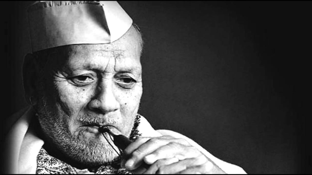 मशहूर शहनाई वादक भारत रत्न उस्ताद बिस्मिल्लाह खान