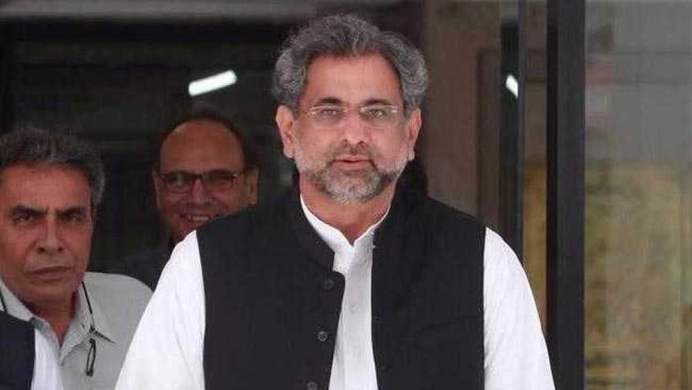 पाकिस्तान के पीएम शाहिद खाकन अब्बासी