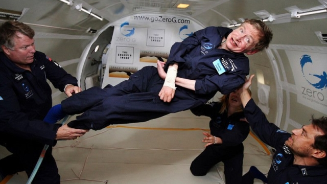 महान वैज्ञानिक स्टीफन हॉकिंग