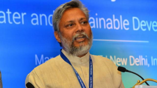 पर्यावरणविद् राजेंद्र सिंह
