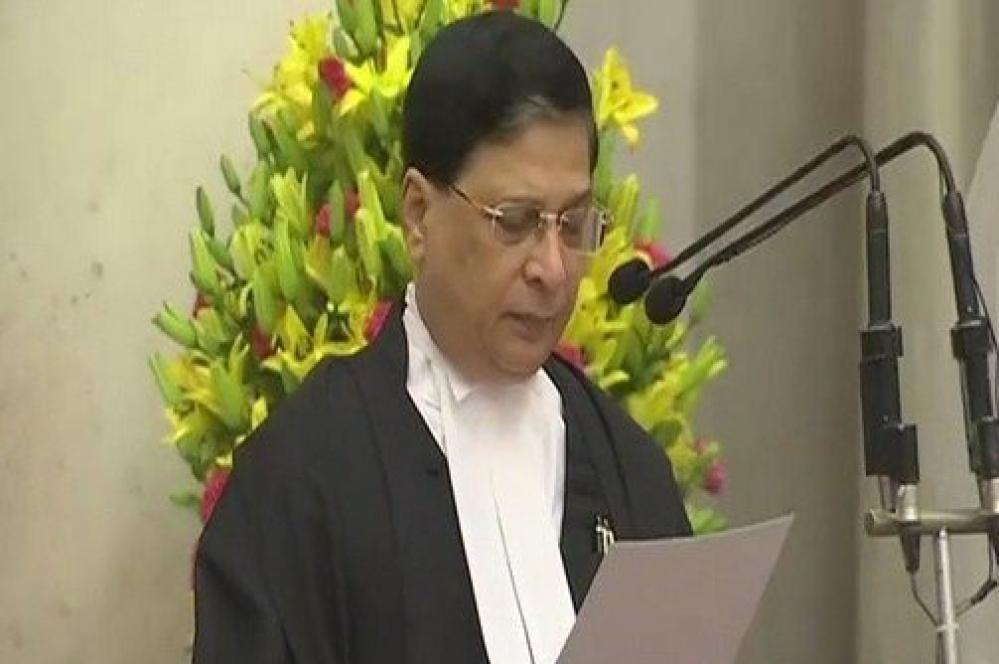 देश के मुख्य न्यायाधीश जस्टिस दीपक मिश्रा (फाइल फोटो)