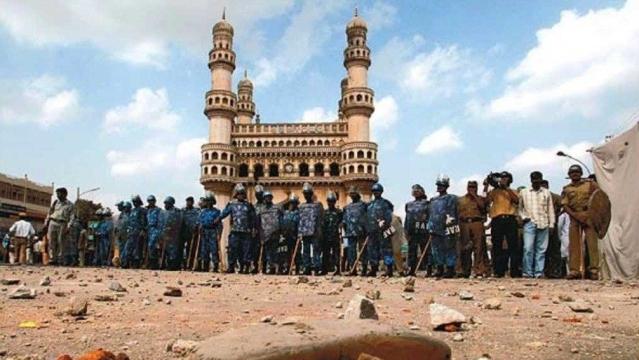मक्का मस्जिद ब्लास्ट केस में सारे आरोपी बरी