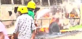 तमिलनाडु के तूतिकोरिन में फिर भड़की हिंसा