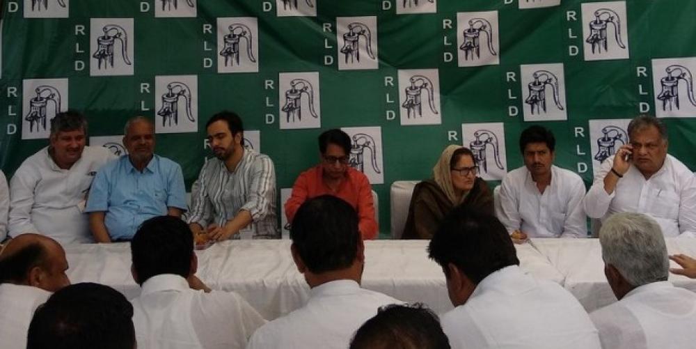 कैराना से विपक्षी गठबंधन की साझा उम्मीदवार तबस्सुम हसन को मिला भीम आर्मी का समर्थन