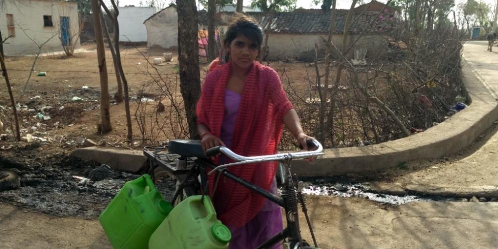 बुंदेलखंड में विकट हुआ जल संकट