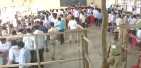कर्नाटक चुनाव: रुझानों में बीजेपी आगे