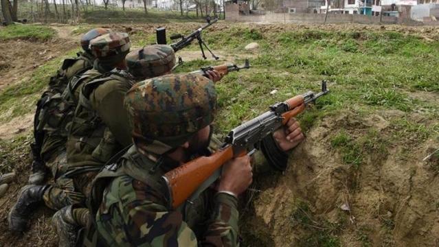 जम्मू-कश्मीर में पाकिस्तान की ओर से फायरिंग में बीएसएफ के 4 जवान शहीद