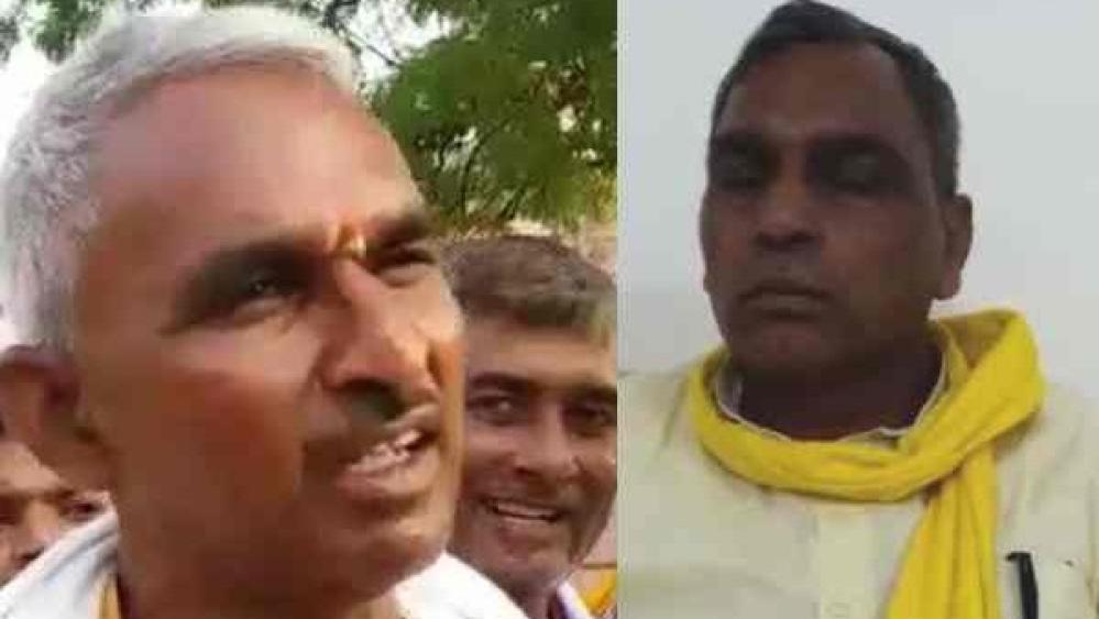 बीजेपी विधायक सुरेंद्र सिंह ने कैबिनेट मंत्री ओमप्रकाश राजभर की तुलना कुत्ते से की