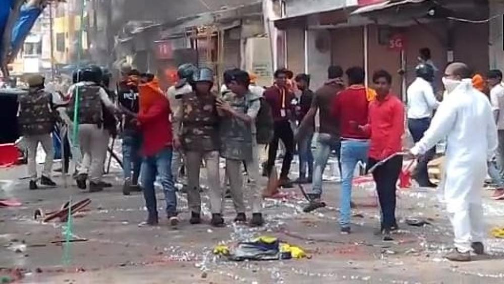 मध्य प्रदेश: शाजापुर में दो समुदायों में हिंसक झड़प