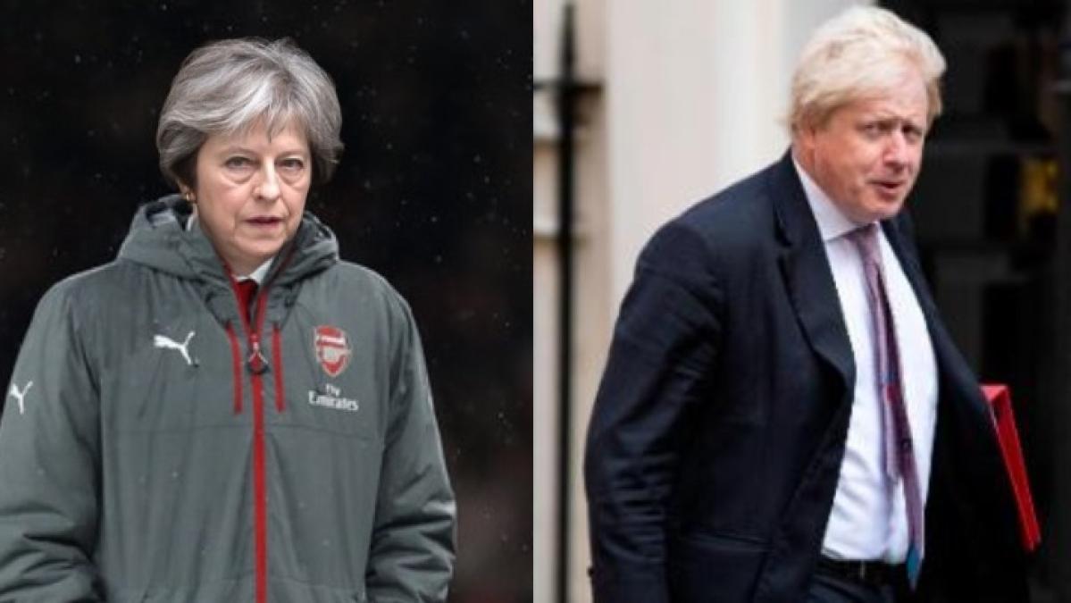 ब्रेक्जिट विवादः ब्रिटेन में राजनीतिक संकट गहराया, 24 घंटे के अंदर तीन मंत्रियों ने दिया इस्तीफा