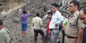 उत्तराखंड में चमोली जिले के थराली में बादल फटने से भारी तबाही
