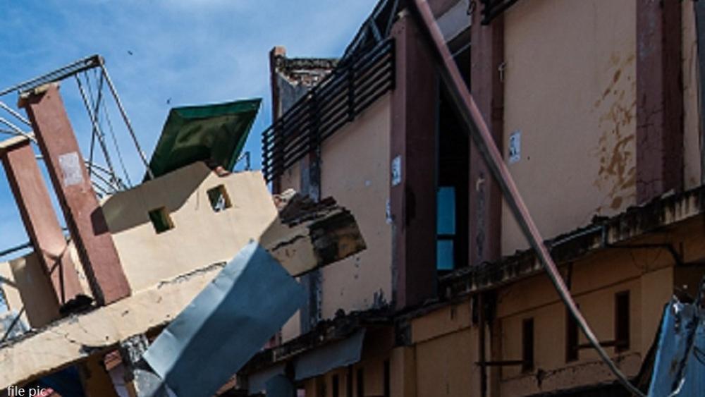 इंडोनेशिया में आए भूकंप में लोगों10 की मौत, 40 घायल