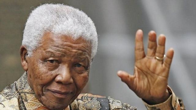 दक्षिण अफ्रीका के पूर्व राष्ट्रपति नेल्सन मंडेला की 100वीं जयंती