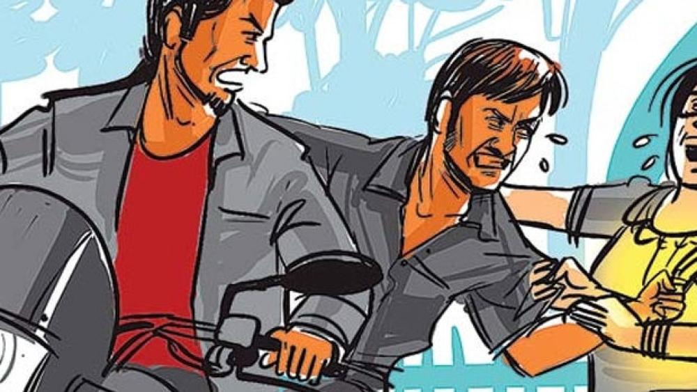 दिल्ली पुलिस ने साढ़े तीन साल में 17 हजार झपटमार पकड़े
