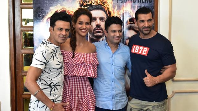 फिल्म 'सत्यमेव जयते' की पूरी टीम