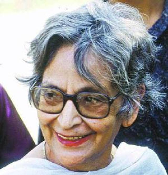 लेखिका अमृता प्रीतम (31 अगस्त,1919-31 अक्टूबर, 2005)