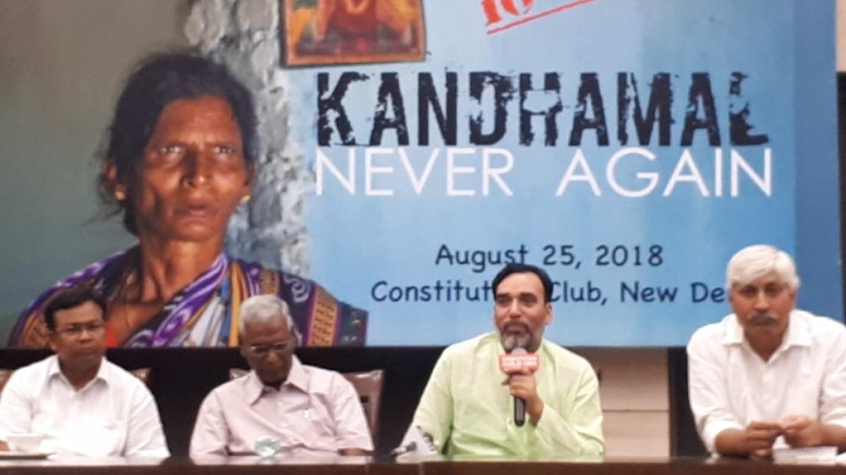 कंधमाल के 10 सालः नफरत पर  लगाम लगाने के लिए मोदी सरकार को सत्ता से बाहर करने की उठी मांग