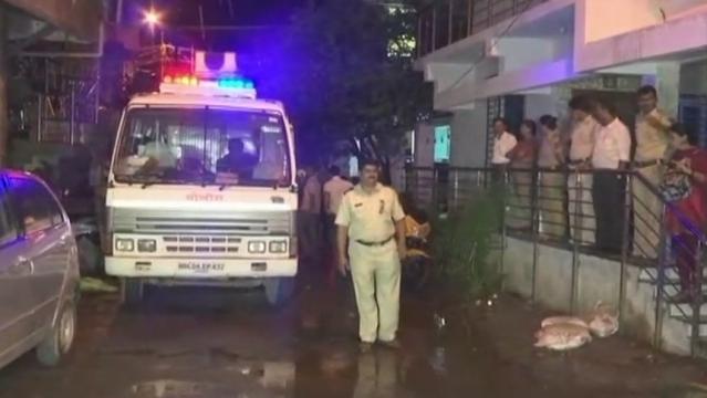 मुंबई के नाला सोपारा में एक शख्स के घर एटीएस का छापा