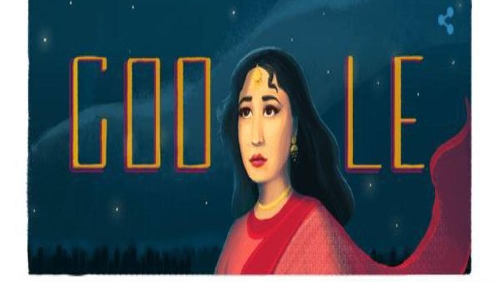 'ट्रेजेडी क्वीन' मीना कुमारी को गूगल ने डूडल बनाकर किया याद