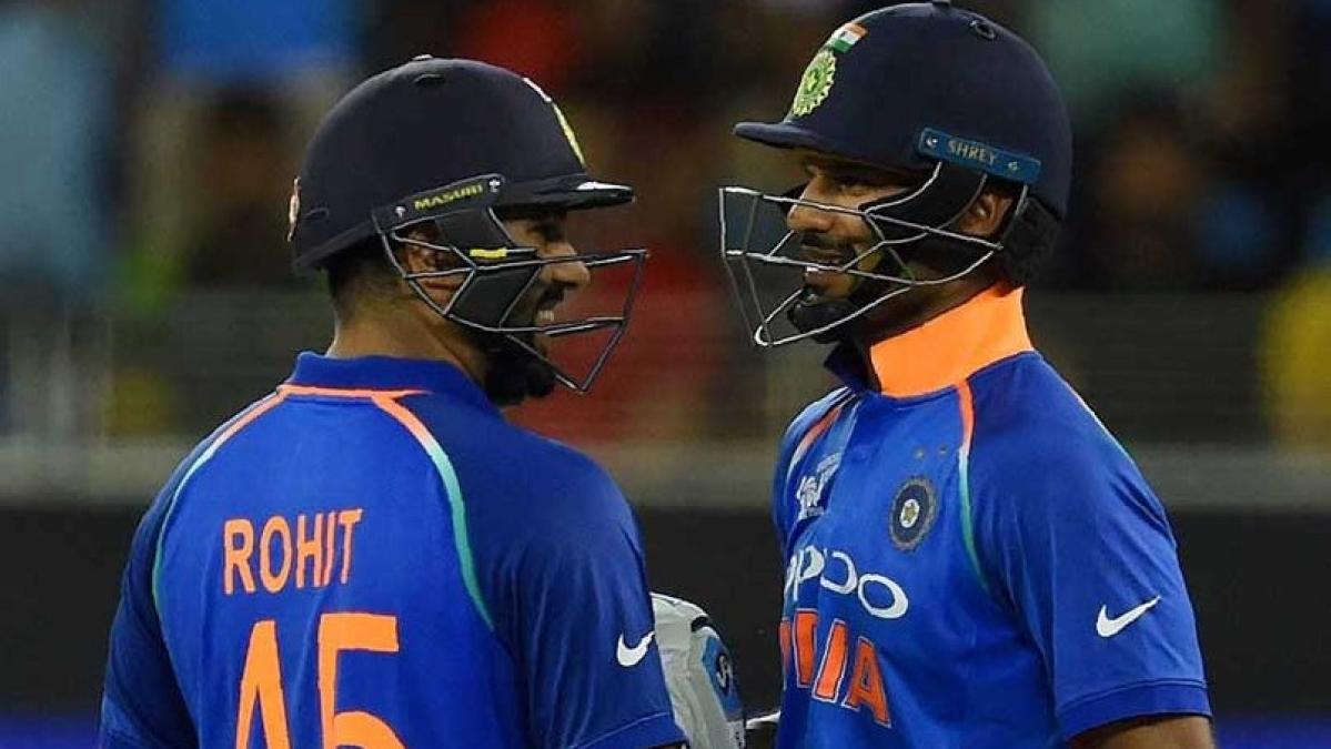 एशिया कप: शिखर धवन और रोहित शर्मा के तूफान में उड़ा पाकिस्तान, फाइनल में पहुंचा भारत