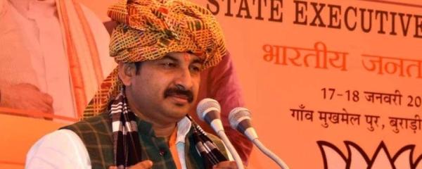 दिल्ली बीजेपी अध्यक्ष मनोज तिवारी के खिलाफ केस दर्ज