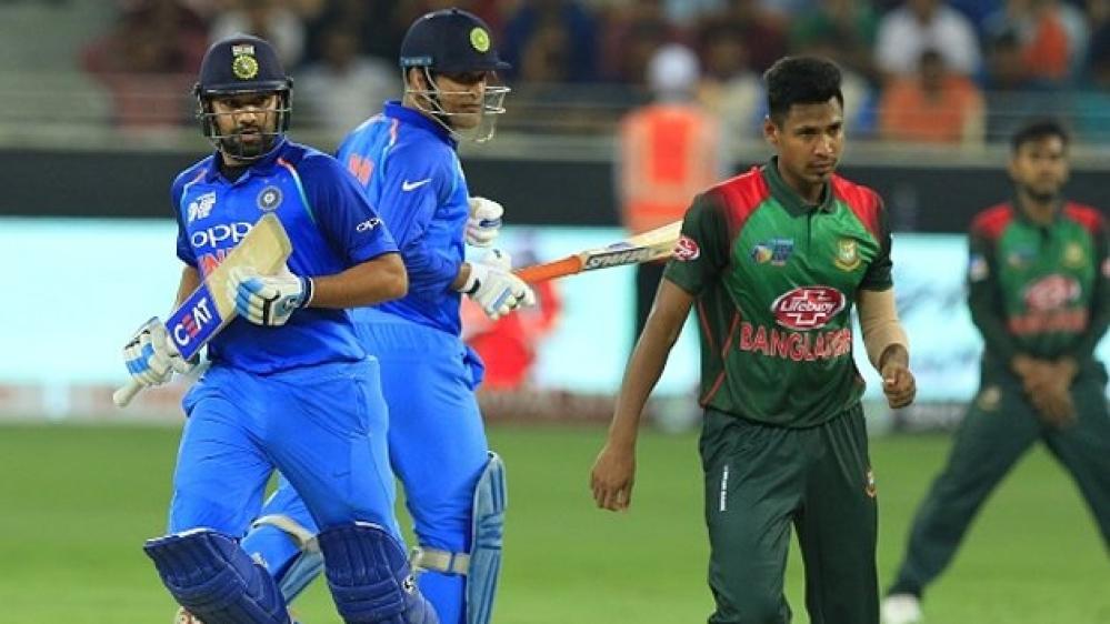 एशिया कप के फाइनल में भारत और बांग्लादेश के बीच मुकाबला