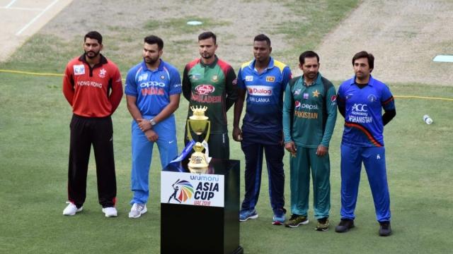 श्रीलंका-बांग्लादेश की भिड़ंत के साथ शुरू होगा एशिया कप