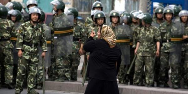 चीन में वीगर मुसलमानों का शोषण