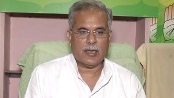 भूपेश बघेल ने कहा कि पार्टी ने महागठबंधन को बचाने की भरसक कोशिश की
