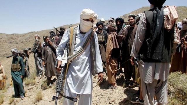 अफगानिस्तान में 58 तालिबान आतंकवादी मारे गए