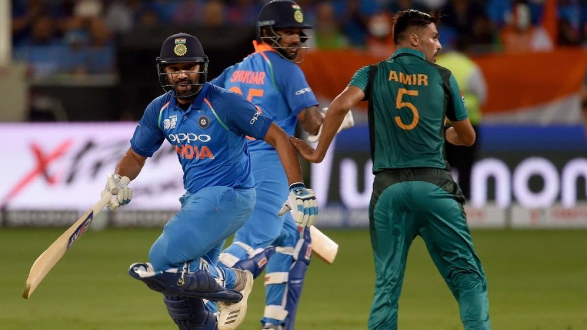 एशिया कपः एकतरफा मुकाबले में टीम इंडिया ने पाकिस्तान को 8 विकेट से रौंदा