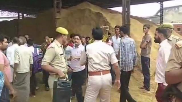 बिजनौर में केमिकल फैक्ट्री में बॉयलर फटने से 6 मजदूरों की मौत