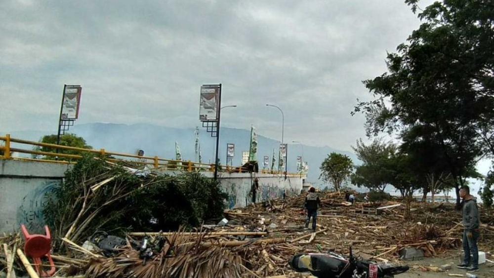 इंडोनेशिया में जबरदस्त भूकंप के बाद सुनामी से तबाही, अब तक 30 लोगों की मौत