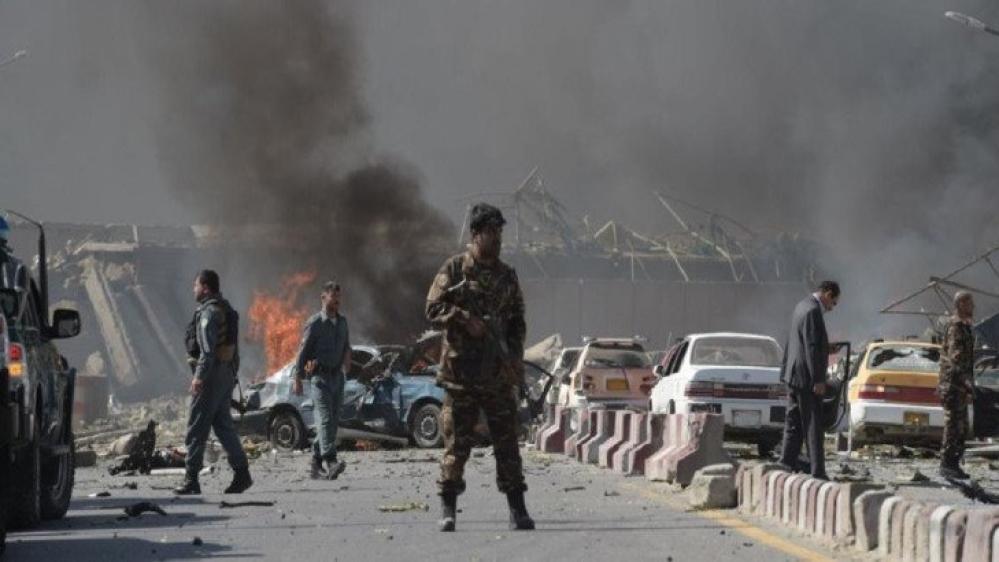 अफगानिस्तान में संसदीय चुनाव के प्रचार के दौरान धमाके, 16 की मौत