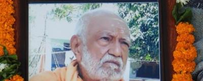 गंगा को बचाने के लिए स्वामी सानंद ने अपनी जान दे दी
