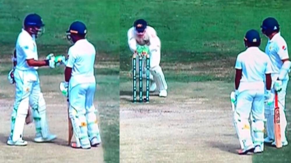 पाकिस्तानी बल्लेबाज मैदान पर लगे रहे बात करने में और कंगारुओं ने बिखेर दी गिल्लियां
