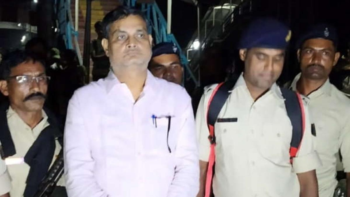 मुजफ्फरपुर कांडः ब्रजेश ठाकुर को देर रात भेजा गया पटियाला जेल, जाते-जाते भी नीतीश सरकार ने रखा पूरा ख्याल
