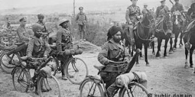 प्रथम विश्व युद्ध में खूब लड़ा भारत पर छला गया