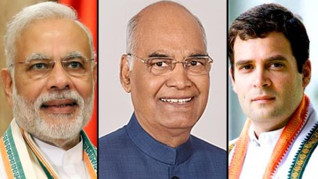 पीएम मोदी, राष्ट्रपति कोविंद और राहुल गांधी ने दी दिवाली की शुभकामनाएं