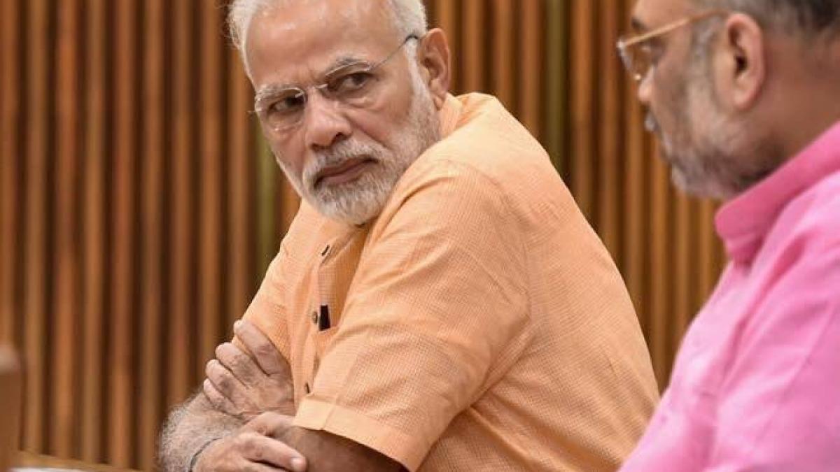 नोटबंदी के 2 साल: पीएम मोदी और अमित शाह को ट्विटर पर लोगों ने बताया 'जुमला ब्रदर्स'