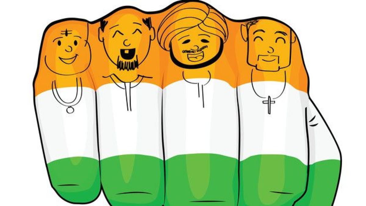 राम पुनियानी का लेख: पहचान की राजनीति नष्ट कर रही है धर्मनिरपेक्ष मूल्य, भारत न हिंदू राष्ट्र था, और न कभी होगा