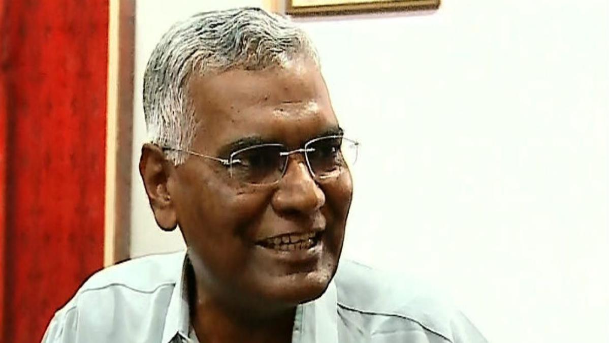 आरएसएस तय करता है मोदी सरकार की सारी नीतियां, संविधान बचाने के लिए संघ-बीजेपी गठजोड़ को हटाना जरूरी: डी राजा