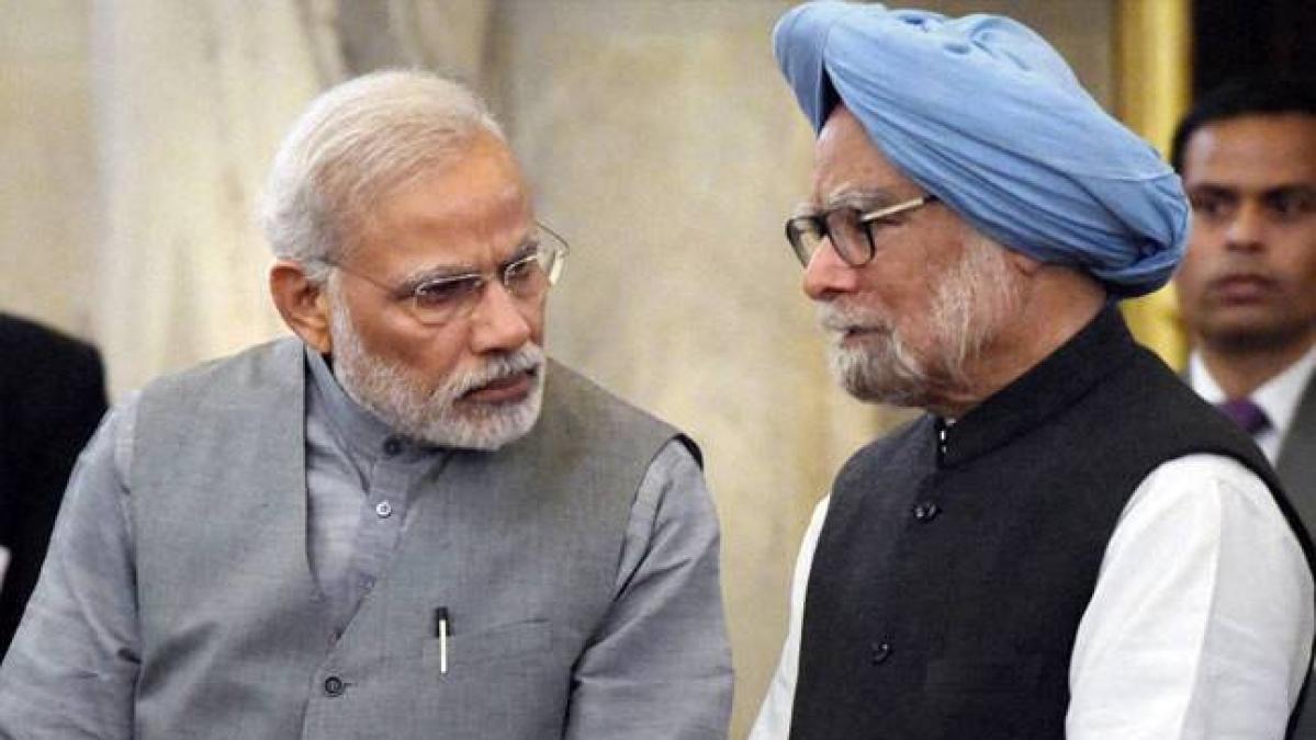 अर्थव्यवस्था समेत कई मुद्दों पर मनमोहन सिंह का मोदी सरकार पर हमला, कहा- क्षमता के हिसाब से आगे नहीं बढ़ी देश की इकोनॉमी