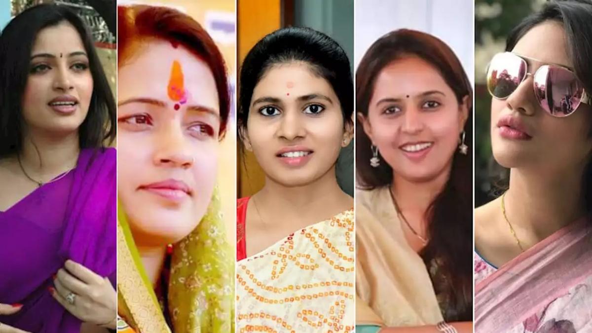 इस बार संसद में इन युवतियों का रहेगा बोलबाला, फिल्म और टीवी के कई सितारे भी आएंगे नजर, देखें तस्वीरें