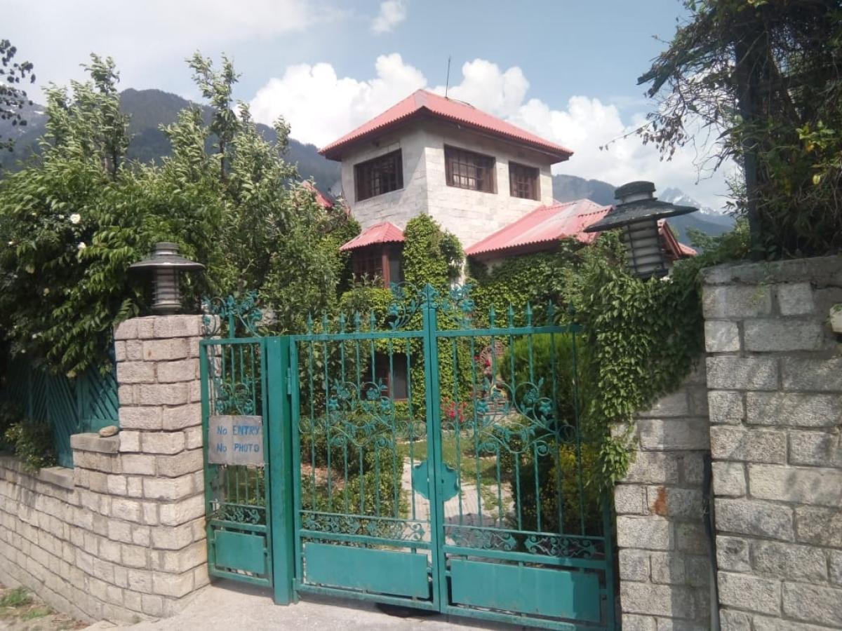 प्रीणी में अटल बिहारी वाजपेयी का घर