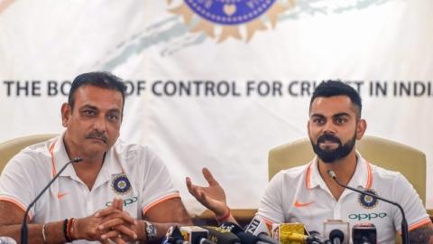 Image result for आईसीसी वर्ल्ड कप 2019 के लिए टीम इंडिया इंग्लैंड रवाना