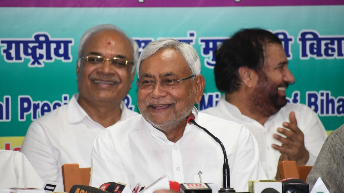 बिहार के बाहर जेडीयू अकेले लड़ेगी विधानसभा चुनाव