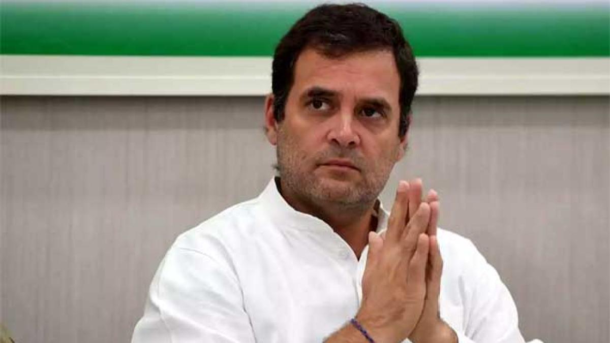 राहुल गांधी ने अध्यक्ष पद से इस्तीफे का किया आधिकारिक ऐलान, कहा- पार्टी के लिए लेने होंगे कड़े फैसले