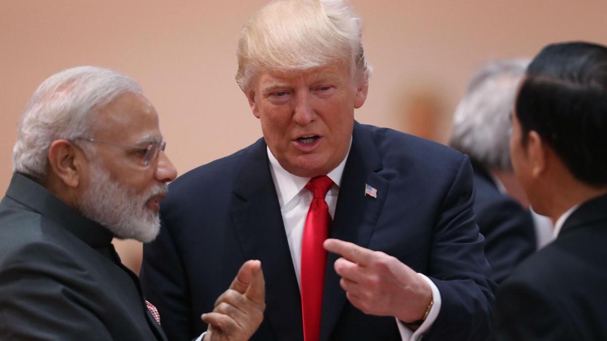नवजीवन बुलेटिन: कश्मीर मुद्दे पर ट्रंप के बयान पर बवाल, व्हाइट हाउस को देनी पड़ी सफाई, देखिए 4 बड़ी खबरें